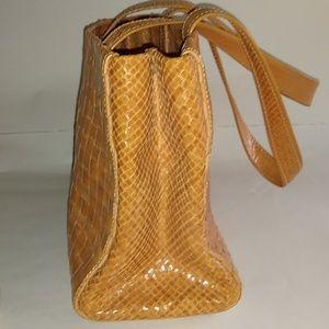 euroWellness Bags - euroWellness leather woven bag